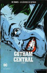 Couverture Gotham Central (2e partie) - La légende de Batman, hors-série 8
