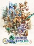 Jaquette Final Fantasy Crystal Chronicles Remastered Edition