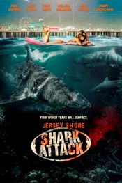 Affiche Jersey Shore Shark Attack
