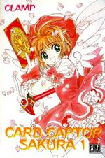 Couverture Card Captor Sakura