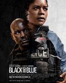 Affiche Black and Blue