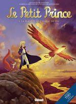 Couverture La Planète de l'Oiseau de Feu - Le Petit Prince, tome 2