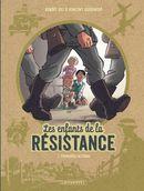 Couverture Premières actions - Les Enfants de la Résistance, tome 1