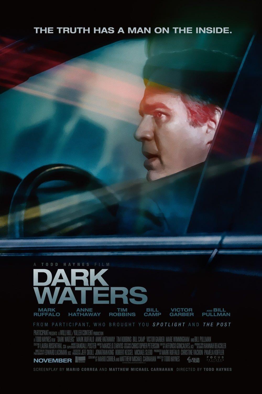 """Résultat de recherche d'images pour """"Dark Waters Todd Haynes affiche"""""""