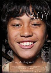 Affiche Boy
