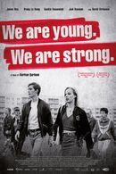 Affiche Nous sommes jeunes. Nous sommes Forts.