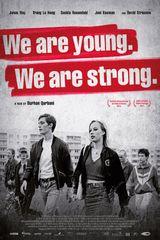 Affiche On est jeunes. On est forts.