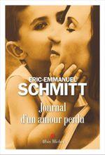 Couverture Journal d'un amour perdu