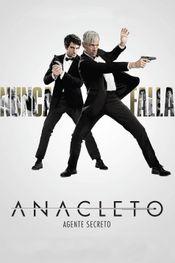 Affiche Anacleto: Agente secreto
