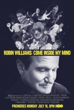 Affiche Robin Williams: Come Inside My Mind
