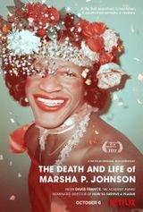 Affiche Marsha P. Johnson : Histoire d'une légende