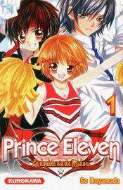Couverture Prince Eleven : La Double Vie de Midori