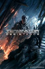 Jaquette Terminator : Resistance
