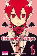 Couverture Crimson Prince