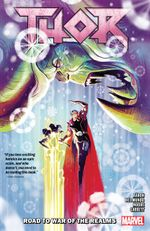 Couverture Thor (2018), tome 2