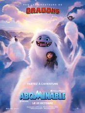 Affiche Abominable