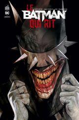 Couverture Le Batman qui rit