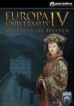 Jaquette Europa Universalis IV: Mandate of Heaven