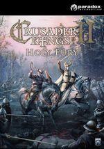 Jaquette Crusader Kings II: Holy Fury