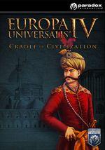 Jaquette Europa Universalis IV: Cradle of Civilization
