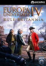 Jaquette Europa Universalis IV: Rule Britannia