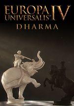 Jaquette Europa Universalis IV: Dharma