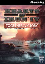 Jaquette Hearts of Iron IV: Together For Victory
