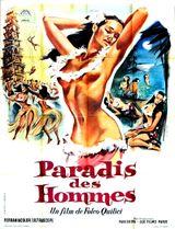 Affiche Le paradis des hommes