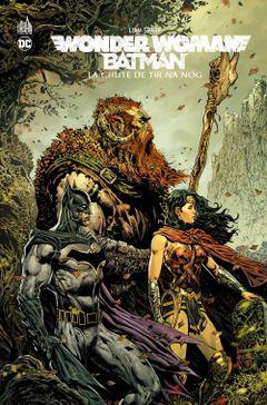 Couverture Wonder Woman & Batman : La Chute de Tír na Nog