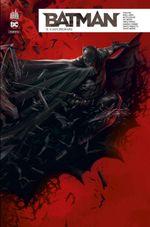Couverture Cauchemars - Batman (Rebirth), tome 10