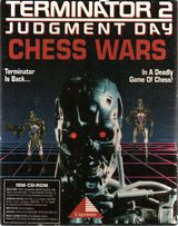 Jaquette Terminator 2 : Judgment Day - Chess Wars