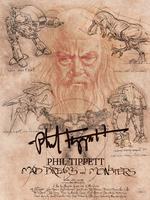 Affiche Phil Tippett : Des rêves et des monstres