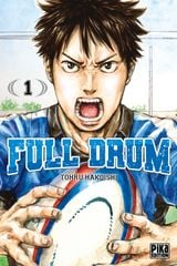 Couverture Full Drum, tome 1