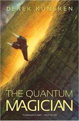 Couverture The quantum magician