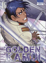 Couverture Golden Kamui, tome 16