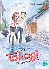 Couverture Quand Takagi me taquine, tome 1