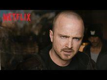 Video de El Camino : un film Breaking Bad