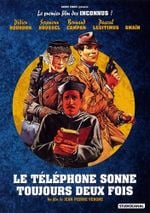 Affiche Le téléphone sonne toujours deux fois