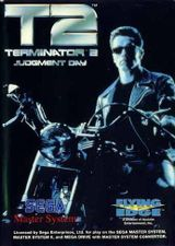 Jaquette Terminator 2 : Judgment Day