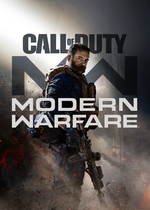 Jaquette Call of Duty : Modern Warfare