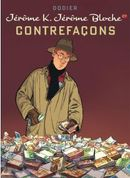 Couverture Contrefaçons - Jérôme K. Jérôme Bloche, tome 27