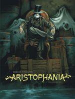 Couverture Progredientes - Aristophania, tome 2