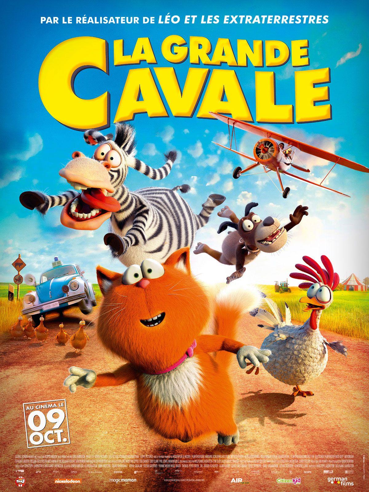 La Grande Cavale Film 2019 Senscritique