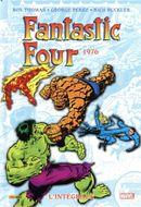 Couverture 1976 - Fantastic Four : L'Intégrale, tome 15