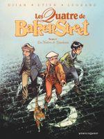 Couverture Les Maîtres de Limehouse - Les Quatre de Baker Street, tome 8