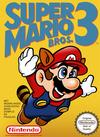 Jaquette Super Mario Bros. 3