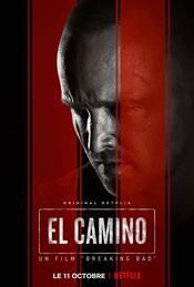 Affiche El Camino - Un film Breaking Bad