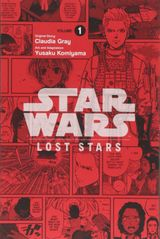 Couverture Star Wars : Lost Stars, tome 1