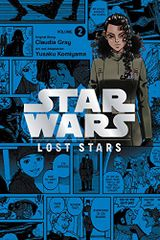 Couverture Star Wars : Lost Stars, tome 2