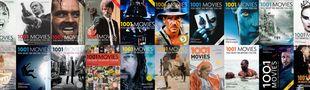 Cover 1001 Films à voir avant de mourir (Toutes les éditions combinées: 1222 films)